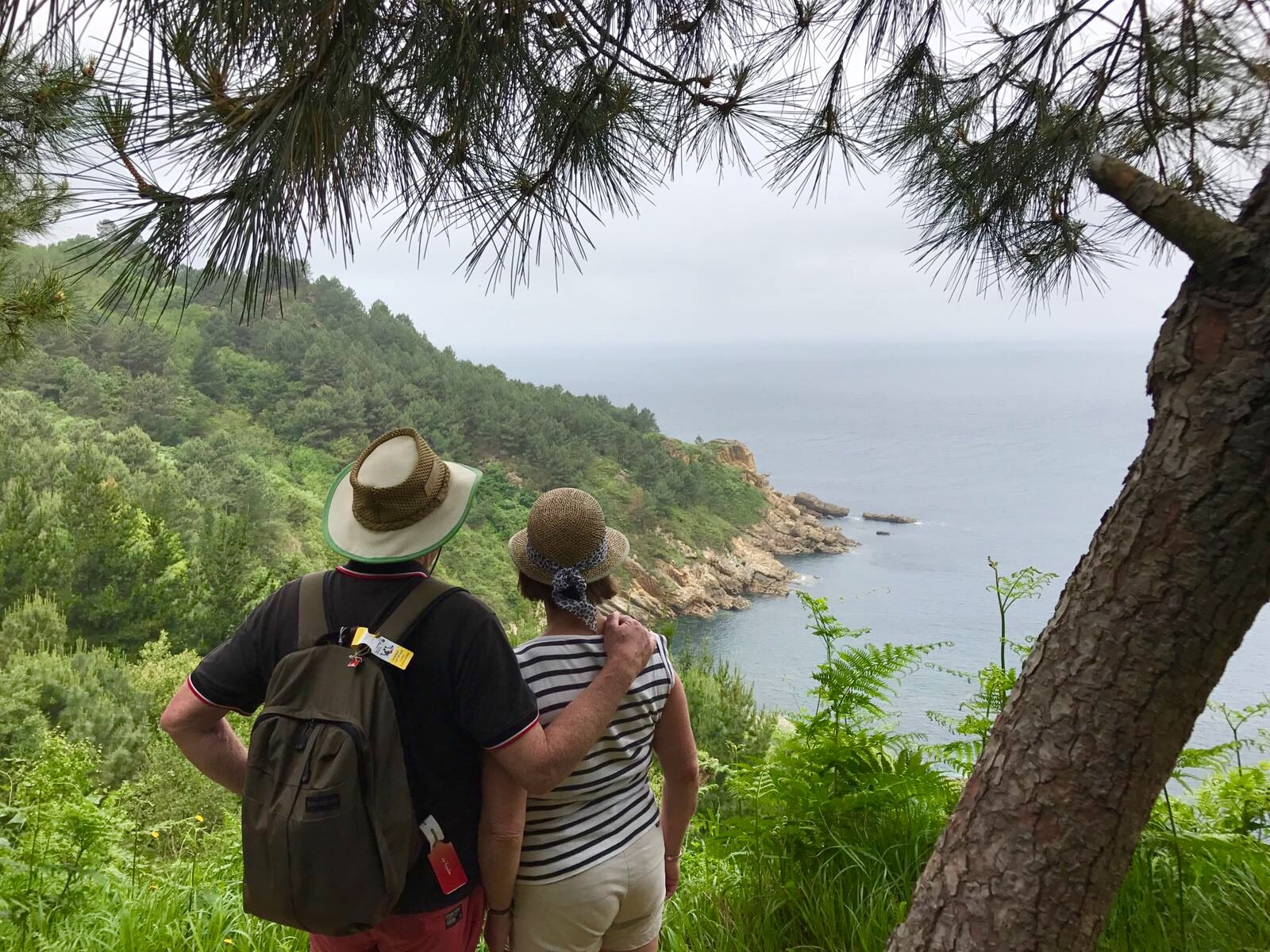 St James way hiking tour