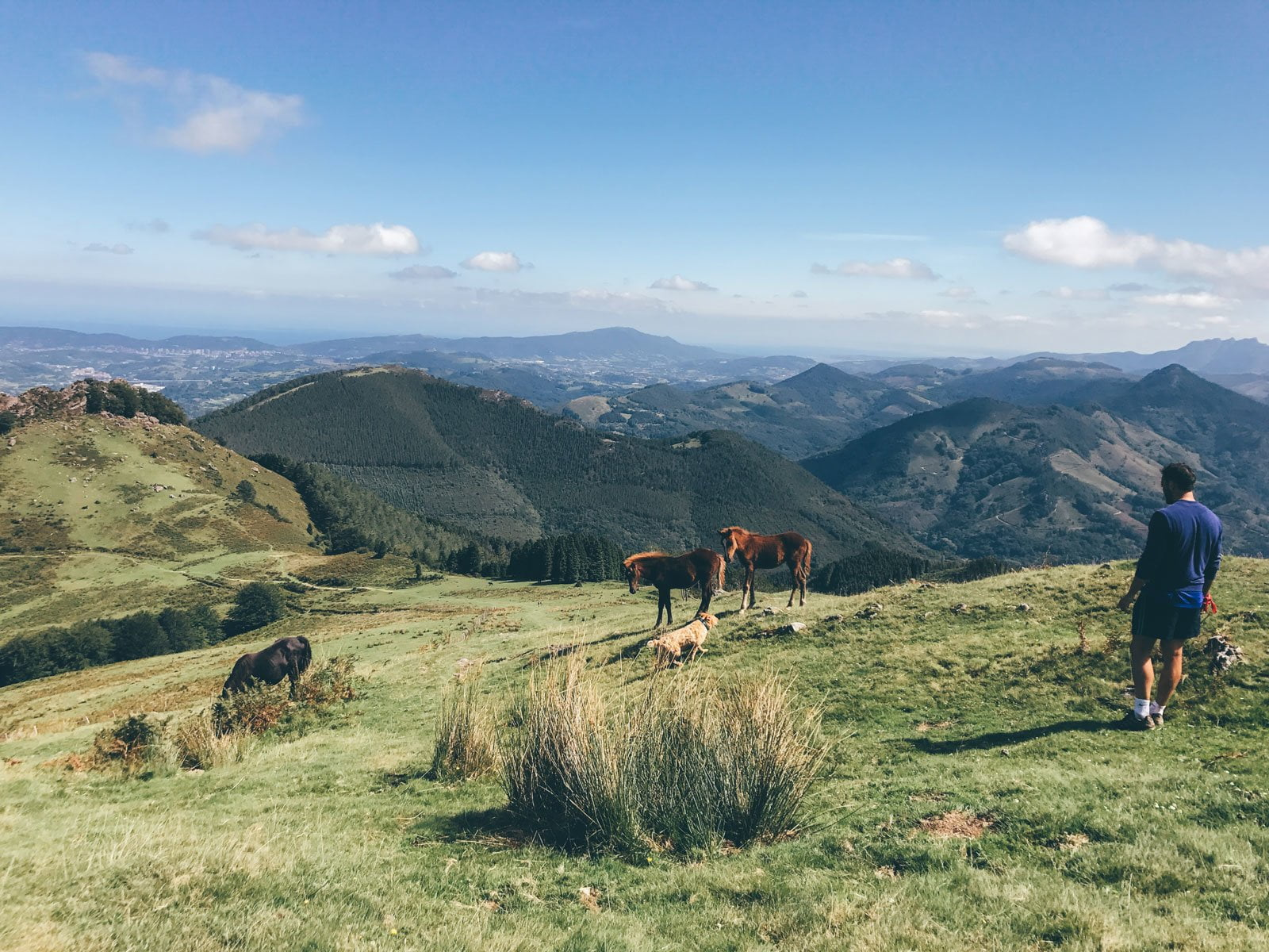 San Sebastian hiking walking tour