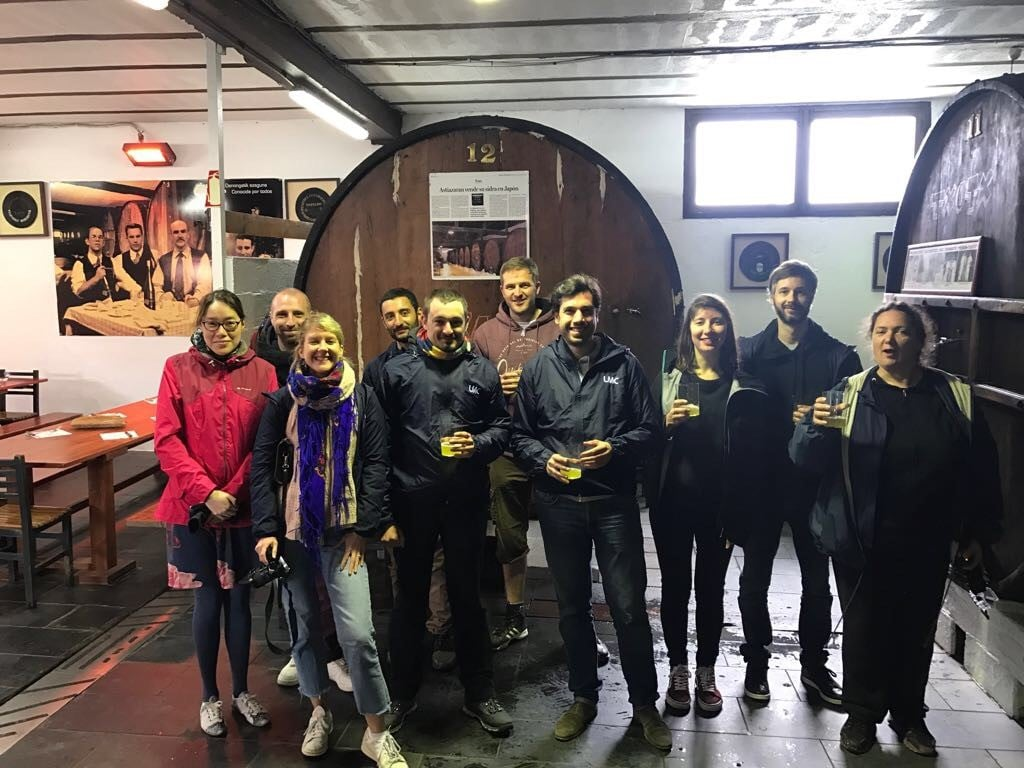 Cider House Corporate day out