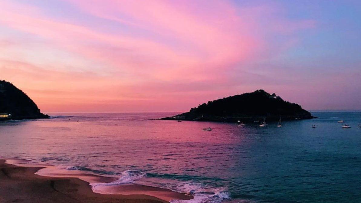 San Sebastian sunset tour